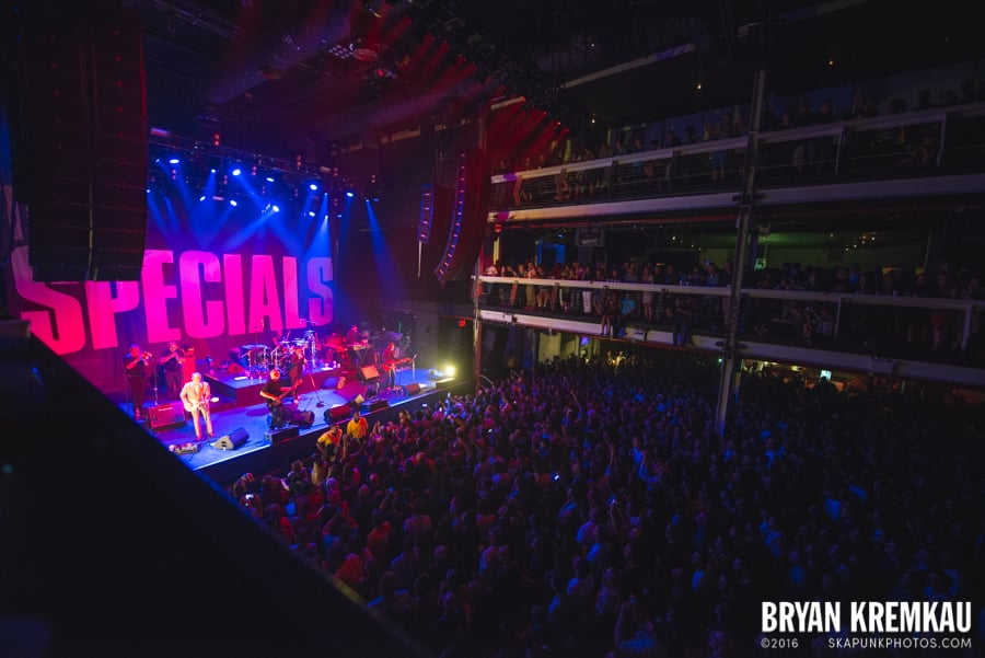 The Specials, The Far East @ Terminal 5, NYC (18)