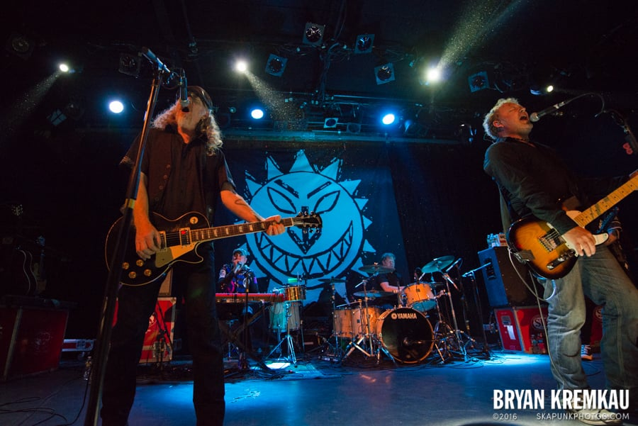 The Levellers, Casey Neill @ Music Hall of Williamsburg, Brooklyn NY (11)