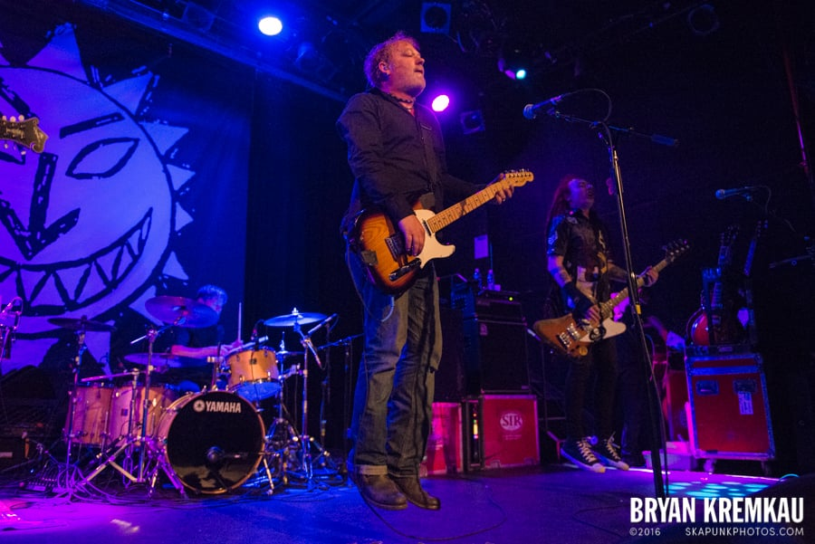 The Levellers, Casey Neill @ Music Hall of Williamsburg, Brooklyn NY (7)