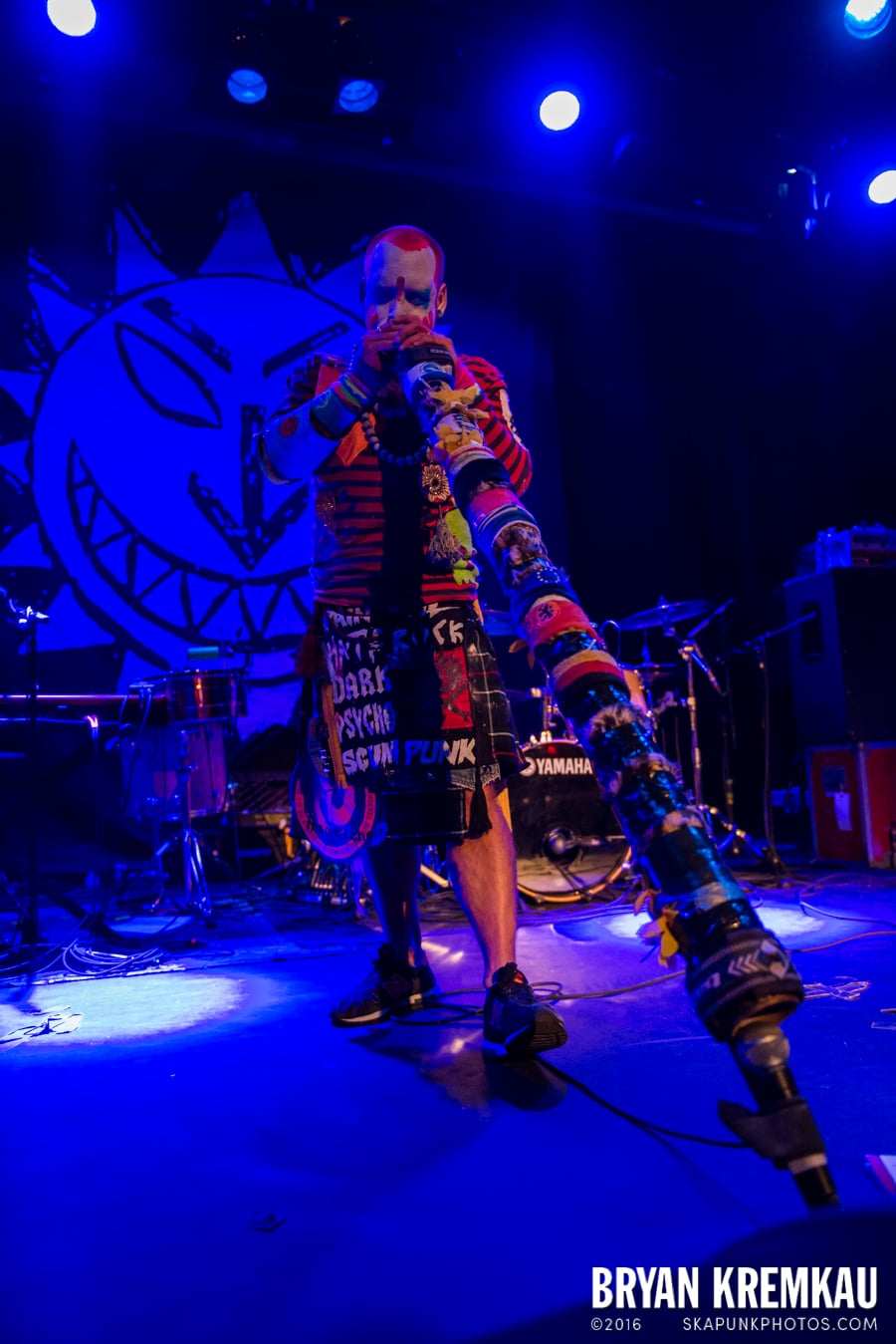 The Levellers, Casey Neill @ Music Hall of Williamsburg, Brooklyn NY (3)
