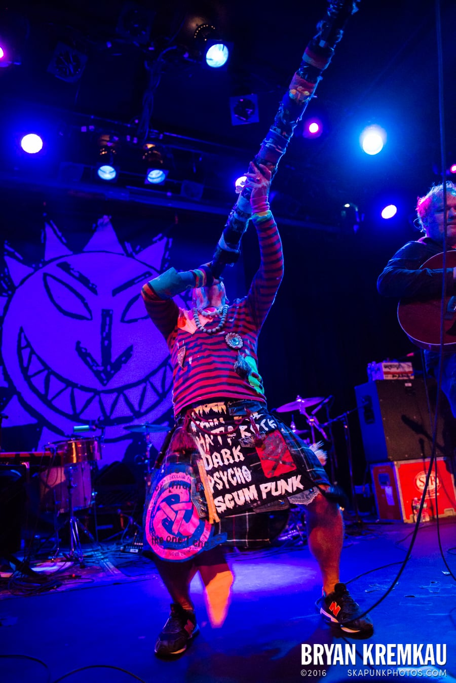 The Levellers, Casey Neill @ Music Hall of Williamsburg, Brooklyn NY (2)