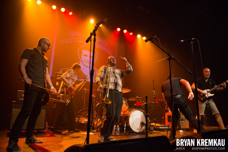The Selecter, Hub City Stompers, high School Football Heroes @ Gramercy Theatre, NYC (62)