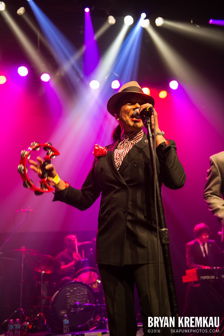 The Selecter, Hub City Stompers, high School Football Heroes @ Gramercy Theatre, NYC (27)