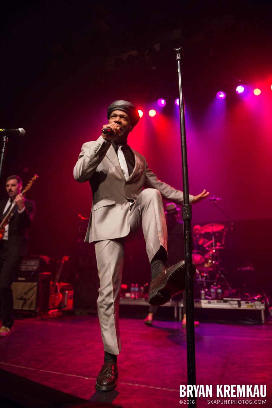 The Selecter, Hub City Stompers, high School Football Heroes @ Gramercy Theatre, NYC (26)