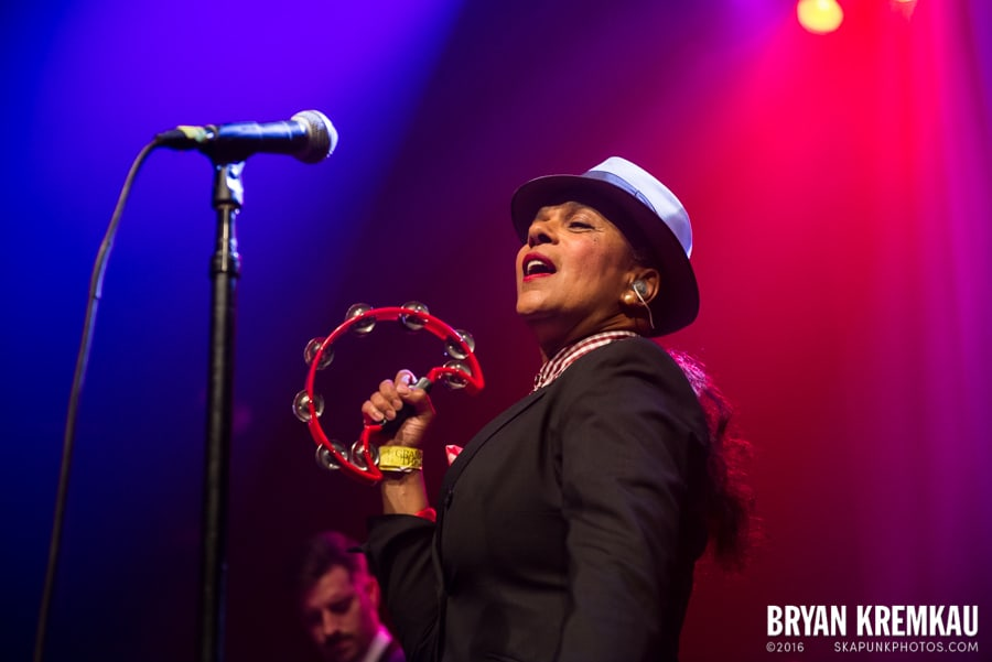 The Selecter, Hub City Stompers, high School Football Heroes @ Gramercy Theatre, NYC (25)