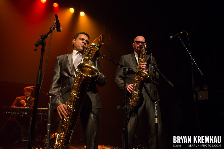 The Selecter, Hub City Stompers, high School Football Heroes @ Gramercy Theatre, NYC (23)
