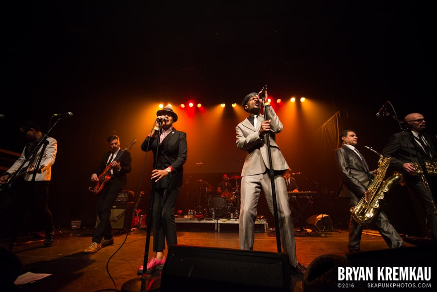 The Selecter, Hub City Stompers, high School Football Heroes @ Gramercy Theatre, NYC (22)