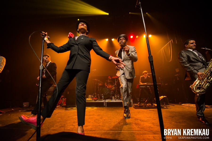 The Selecter, Hub City Stompers, high School Football Heroes @ Gramercy Theatre, NYC (21)