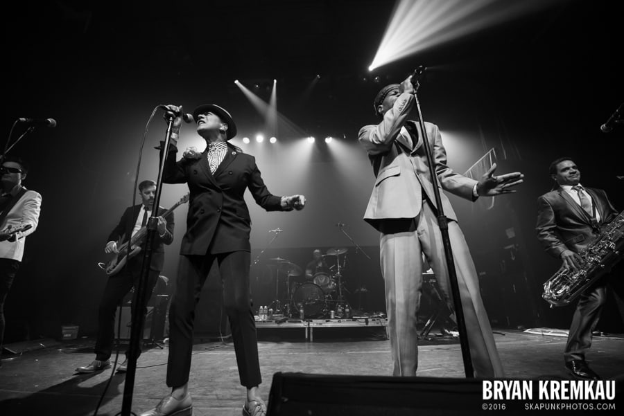 The Selecter, Hub City Stompers, high School Football Heroes @ Gramercy Theatre, NYC (20)
