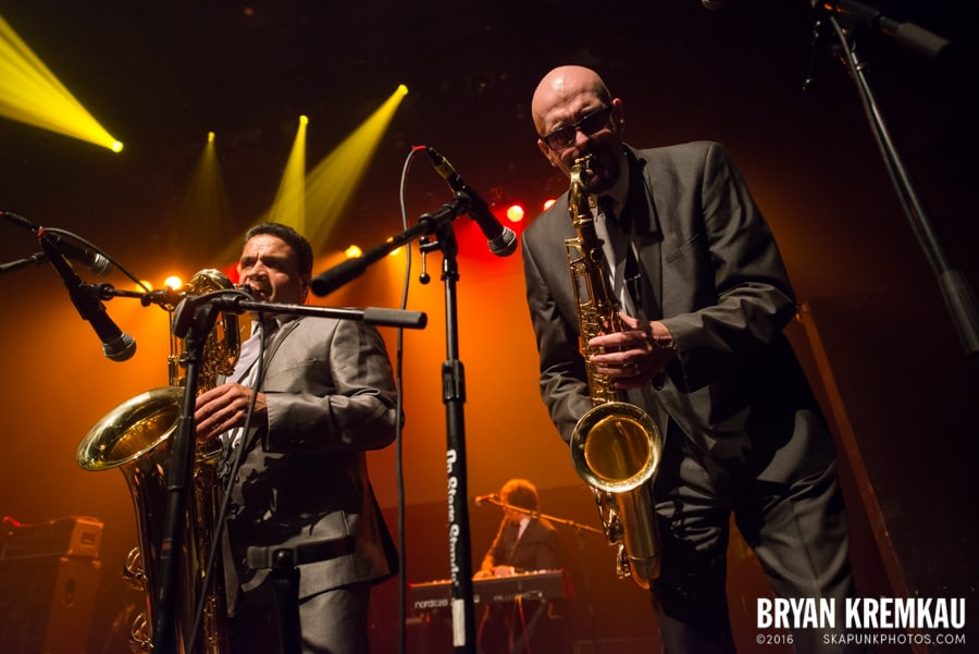 The Selecter, Hub City Stompers, high School Football Heroes @ Gramercy Theatre, NYC (19)