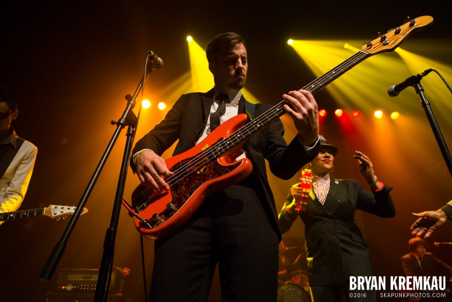 The Selecter, Hub City Stompers, high School Football Heroes @ Gramercy Theatre, NYC (17)