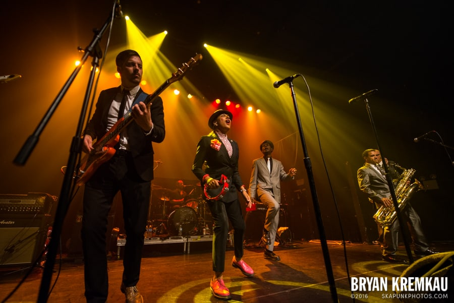 The Selecter, Hub City Stompers, high School Football Heroes @ Gramercy Theatre, NYC (16)