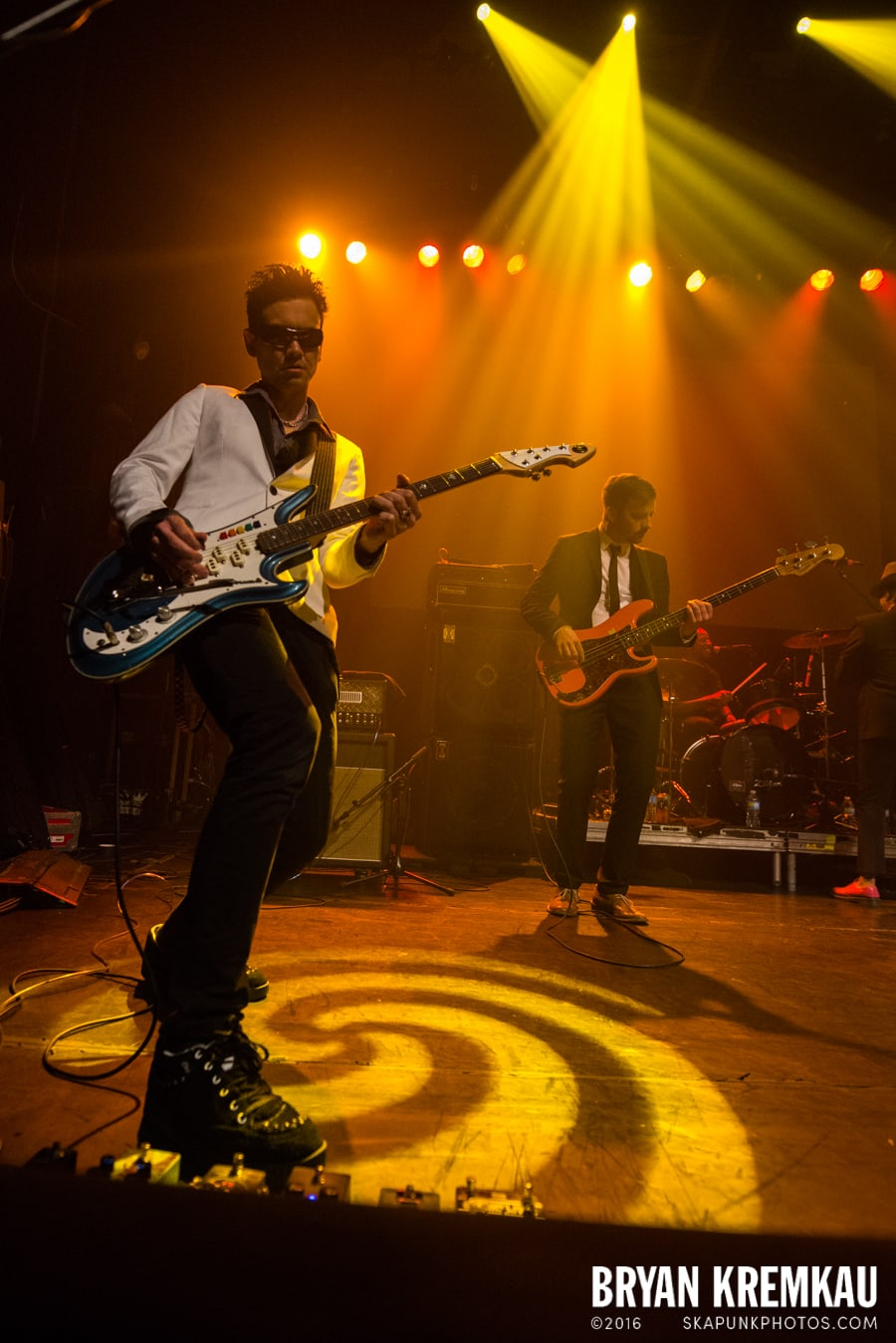 The Selecter, Hub City Stompers, high School Football Heroes @ Gramercy Theatre, NYC (15)