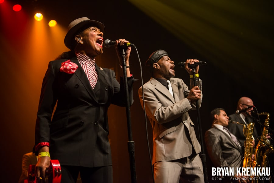 The Selecter, Hub City Stompers, high School Football Heroes @ Gramercy Theatre, NYC (14)