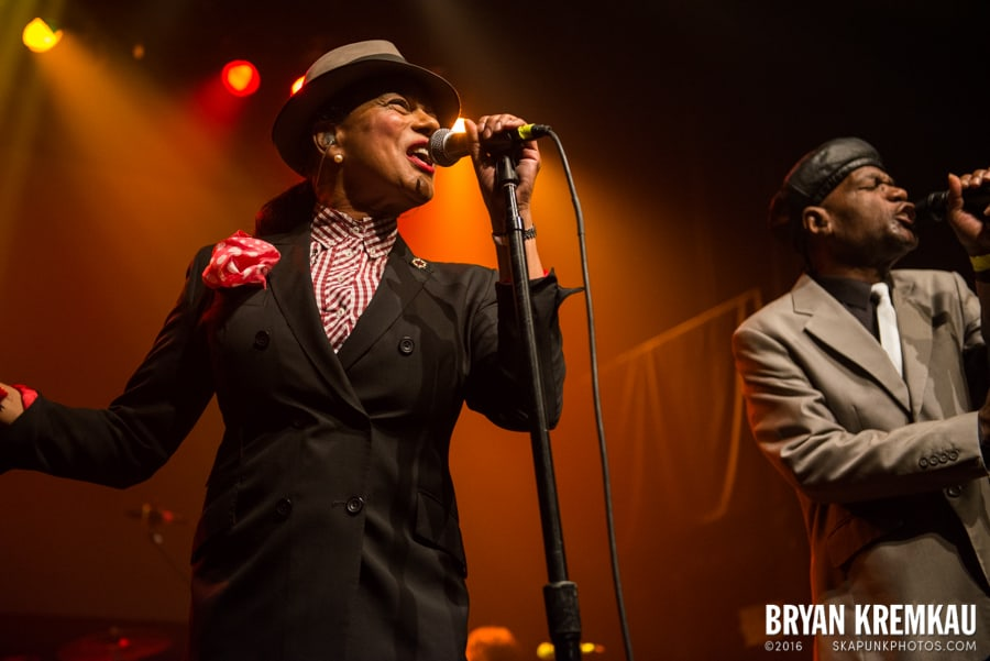 The Selecter, Hub City Stompers, high School Football Heroes @ Gramercy Theatre, NYC (13)