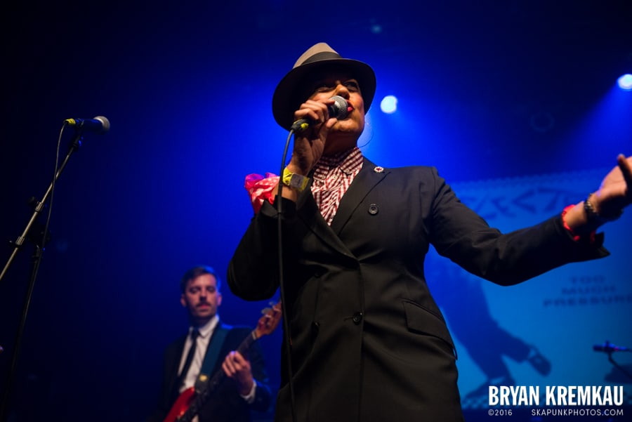 The Selecter, Hub City Stompers, high School Football Heroes @ Gramercy Theatre, NYC (11)