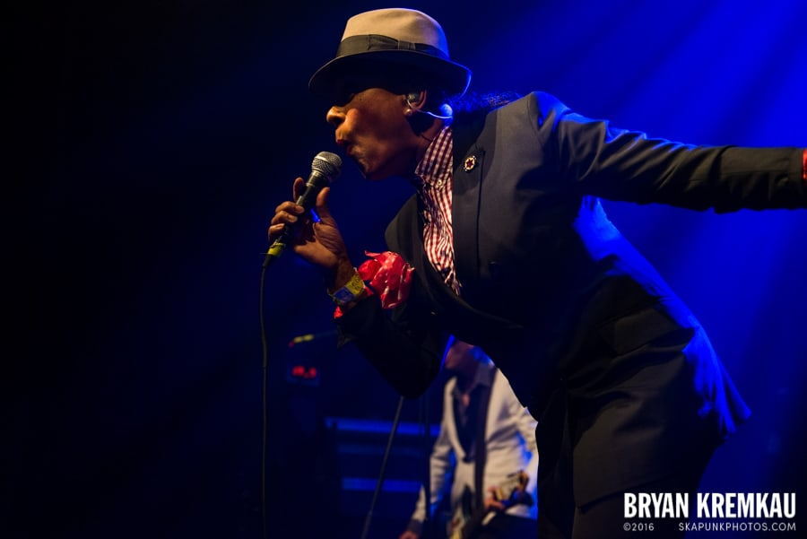 The Selecter, Hub City Stompers, high School Football Heroes @ Gramercy Theatre, NYC (10)