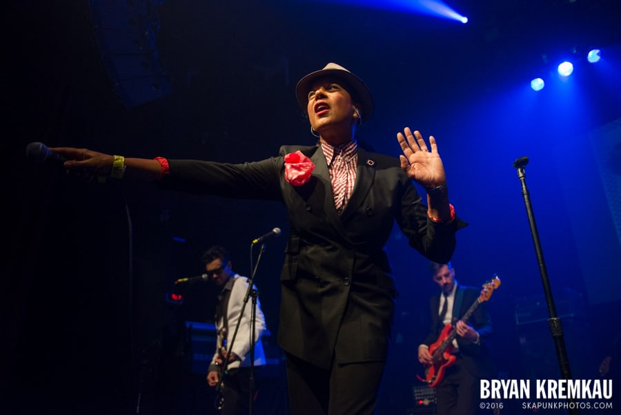 The Selecter, Hub City Stompers, high School Football Heroes @ Gramercy Theatre, NYC (9)