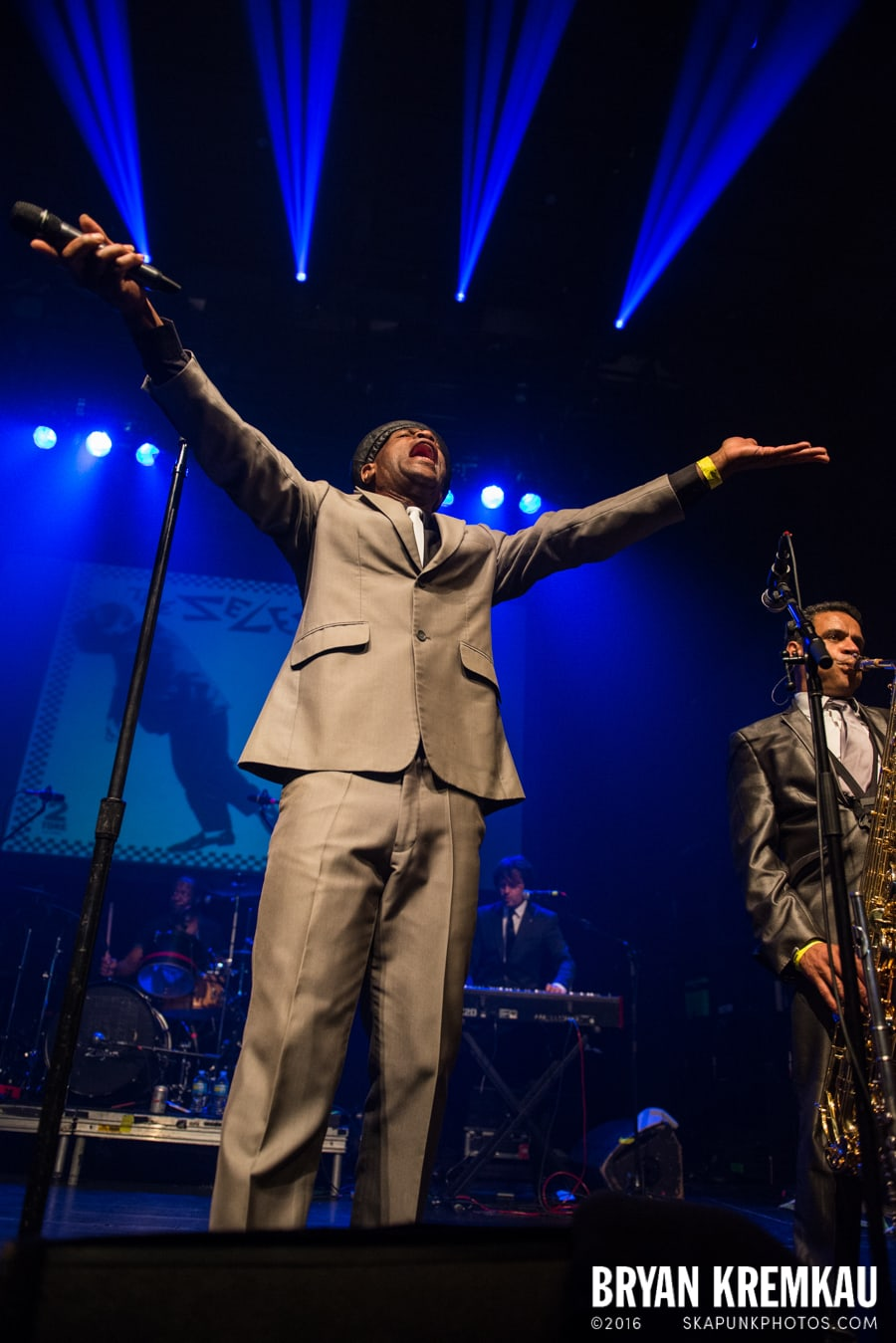 The Selecter, Hub City Stompers, high School Football Heroes @ Gramercy Theatre, NYC (8)
