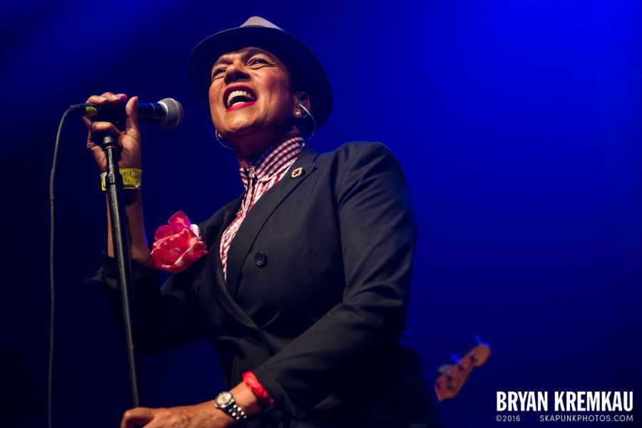 The Selecter, Hub City Stompers, high School Football Heroes @ Gramercy Theatre, NYC (6)