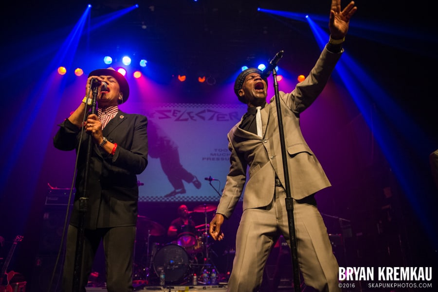 The Selecter, Hub City Stompers, high School Football Heroes @ Gramercy Theatre, NYC (5)