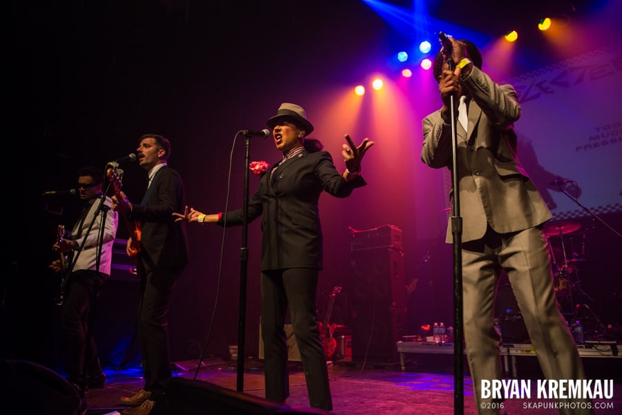 The Selecter, Hub City Stompers, high School Football Heroes @ Gramercy Theatre, NYC (4)