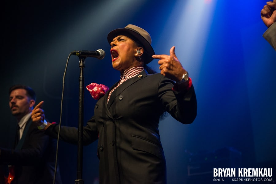 The Selecter, Hub City Stompers, high School Football Heroes @ Gramercy Theatre, NYC (3)