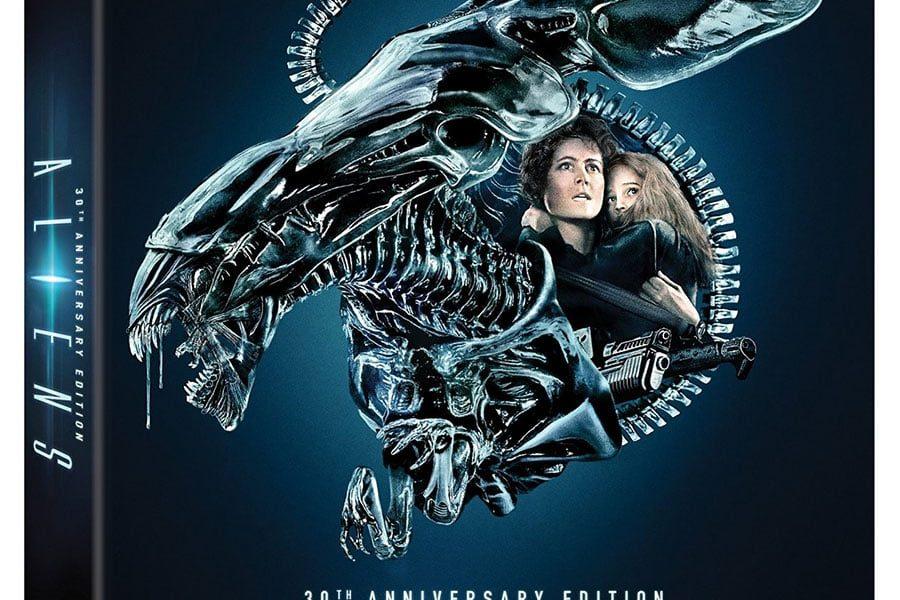 Aliens 30th Anniversary Blu-Ray