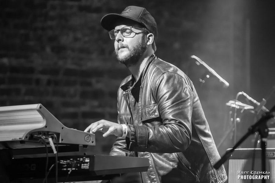 Stick Figure / the Movement @ Brooklyn Bowl - Matt Kremkau (46)