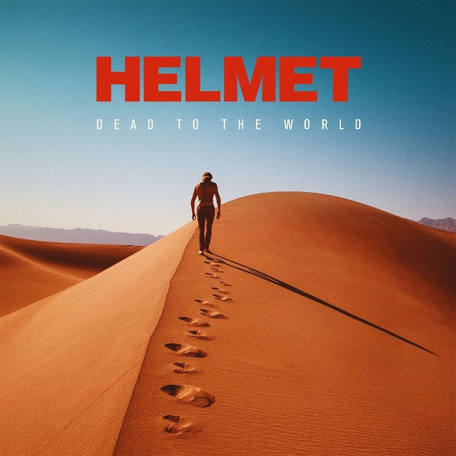 Helmet Dead to the World