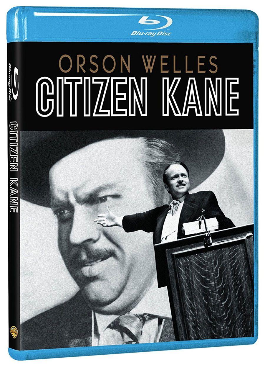 Citizen Kane: 75th Anniversary Edition Blu-Ray