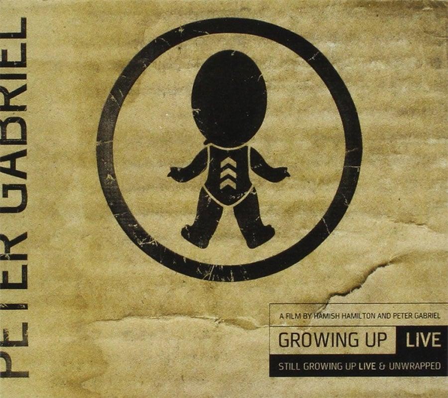 Peter Gabriel - Growing Up