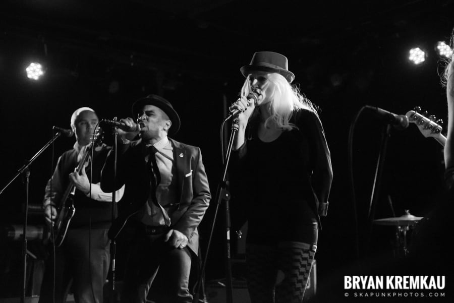 The Skints, Rude Boy George, The Far East @ Knitting Factory, Brooklyn, NY (50)