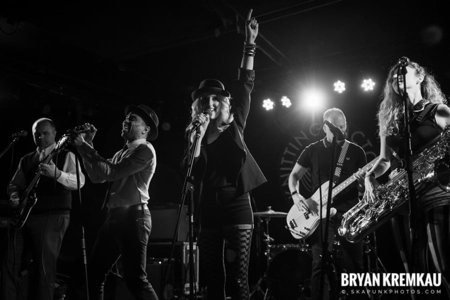 The Skints, Rude Boy George, The Far East @ Knitting Factory, Brooklyn, NY (46)