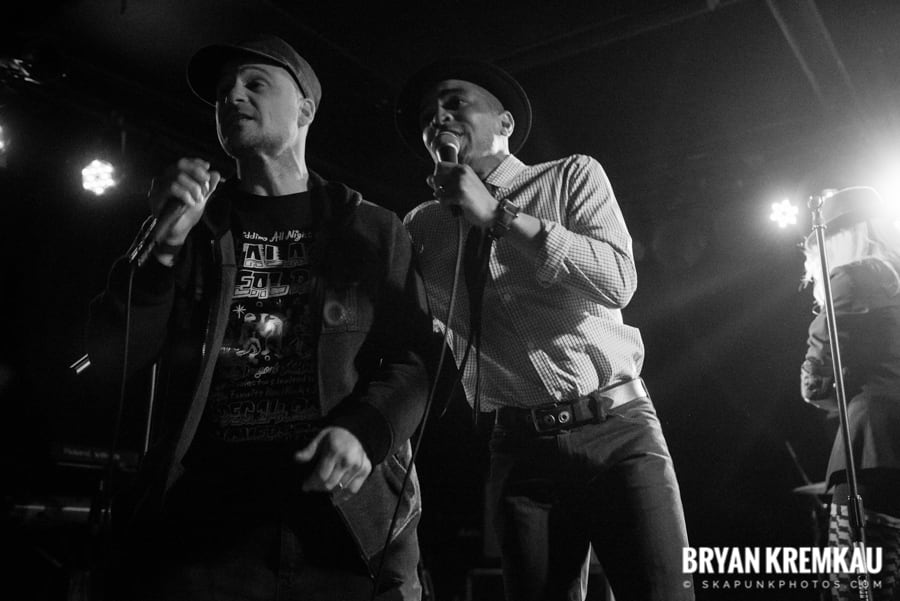 The Skints, Rude Boy George, The Far East @ Knitting Factory, Brooklyn, NY (41)
