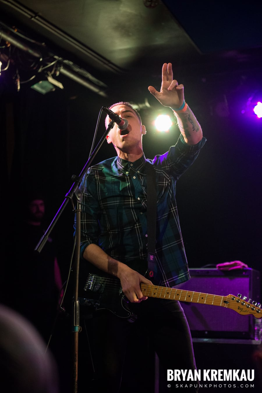 The Skints, Rude Boy George, The Far East @ Knitting Factory, Brooklyn, NY (22)