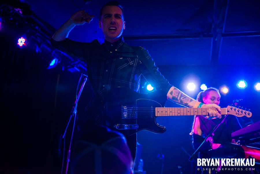 The Skints, Rude Boy George, The Far East @ Knitting Factory, Brooklyn, NY (17)