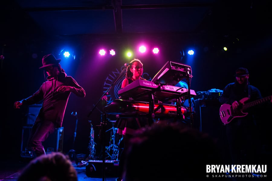 The Skints, Rude Boy George, The Far East @ Knitting Factory, Brooklyn, NY (6)