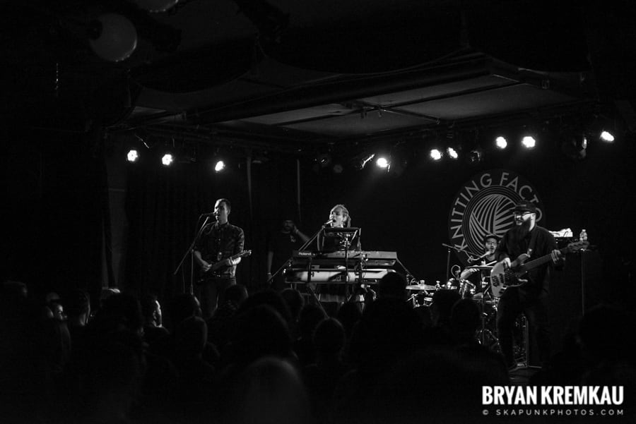 The Skints, Rude Boy George, The Far East @ Knitting Factory, Brooklyn, NY (1)