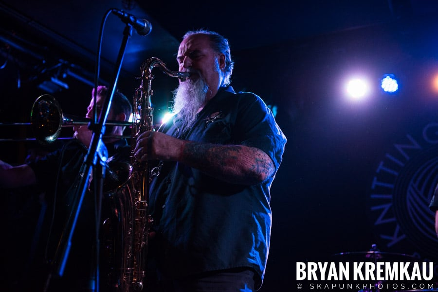 The Porkers, The Pandemics, The Rudie Crew, Skarroñeros @ Knitting Factory, Brooklyn, NY (28)