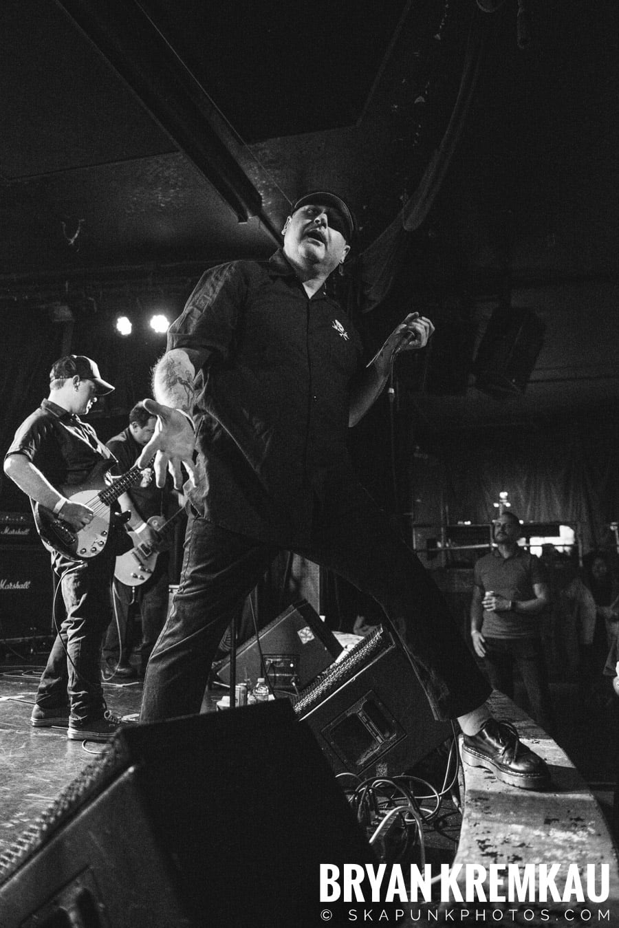 The Porkers, The Pandemics, The Rudie Crew, Skarroñeros @ Knitting Factory, Brooklyn, NY (20)