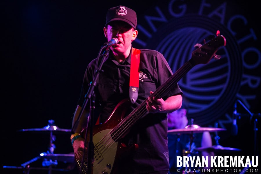 The Porkers, The Pandemics, The Rudie Crew, Skarroñeros @ Knitting Factory, Brooklyn, NY (13)
