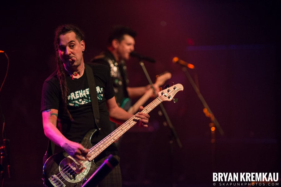Less Than Jake/Pepper @ Playstation Theater, NYC (23)