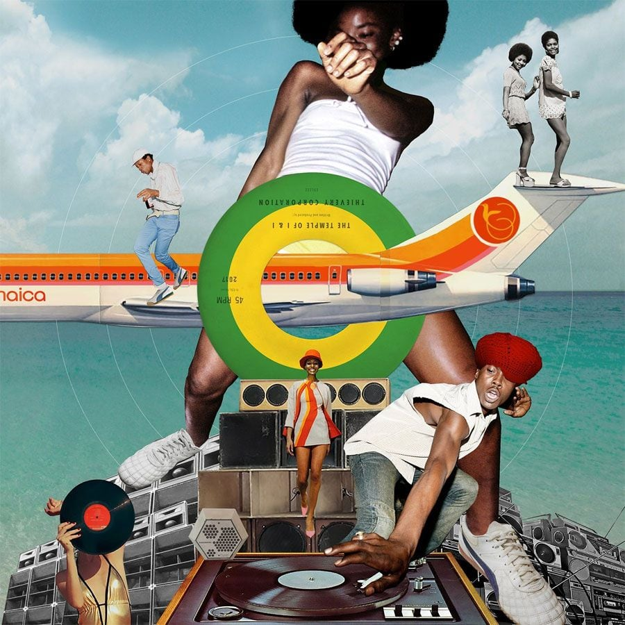 """Thievery Corporation - """"Temple of I and I"""""""