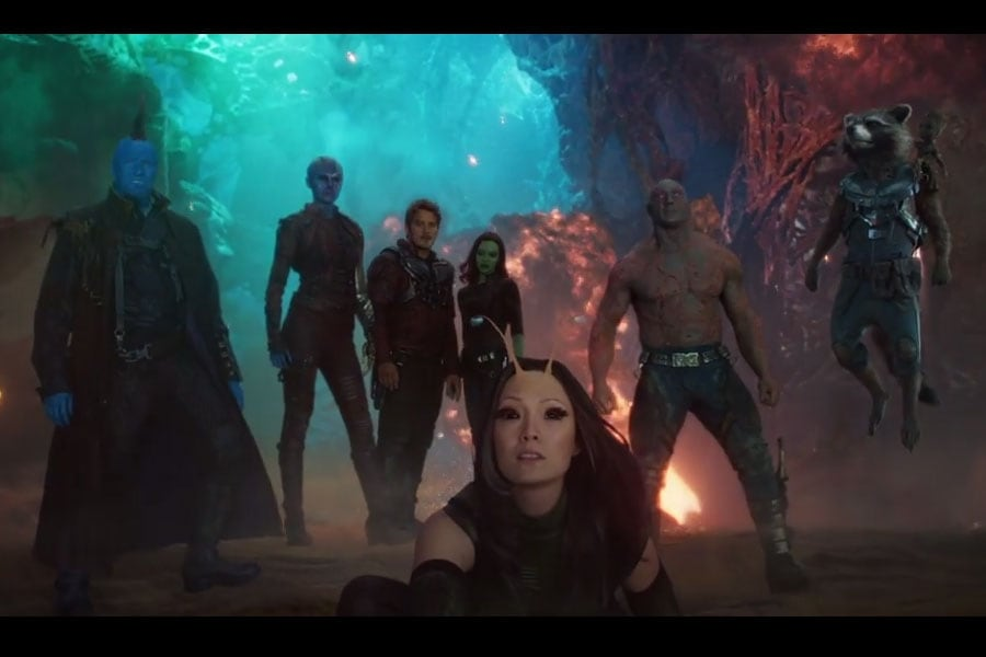 Guardians of the Galaxy Vol. 2 Extended Spot