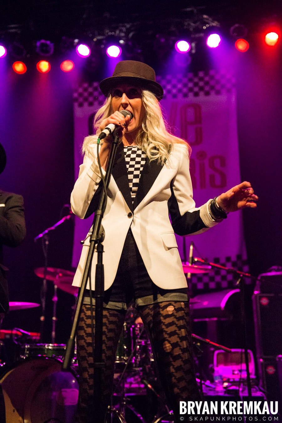 Save Ferris, Rude Boy George, Baby Baby @ Gramercy Theatre, NYC (41)
