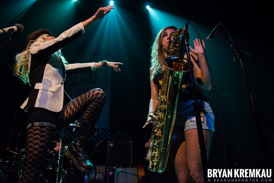 Save Ferris, Rude Boy George, Baby Baby @ Gramercy Theatre, NYC (32)
