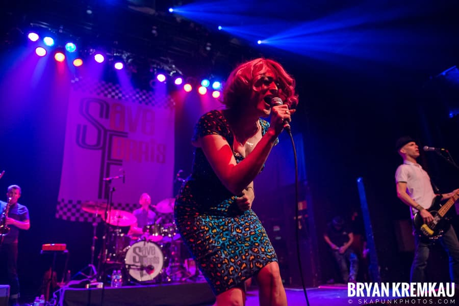Save Ferris, Rude Boy George, Baby Baby @ Gramercy Theatre, NYC (23)