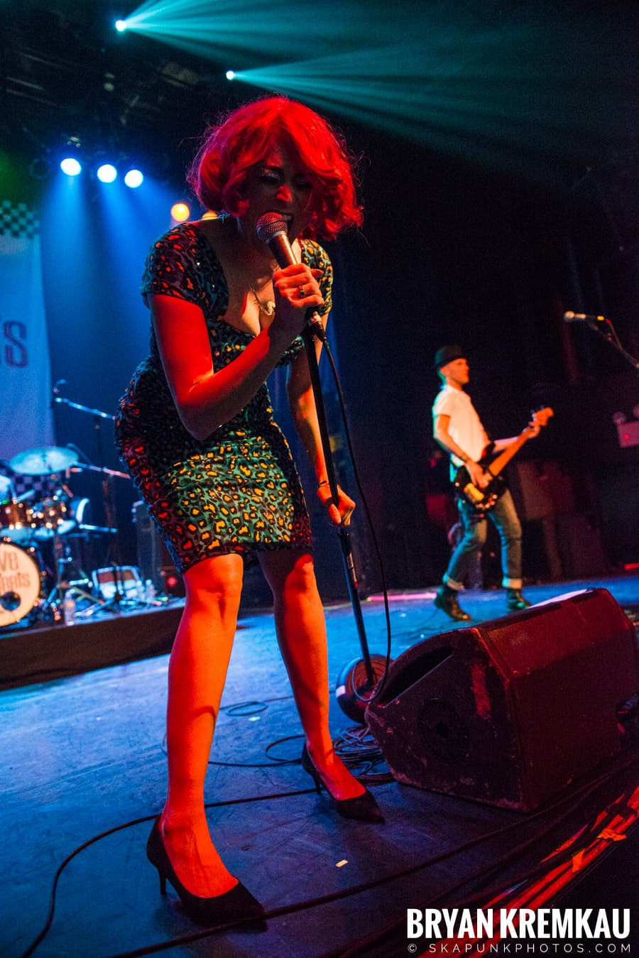 Save Ferris, Rude Boy George, Baby Baby @ Gramercy Theatre, NYC (13)