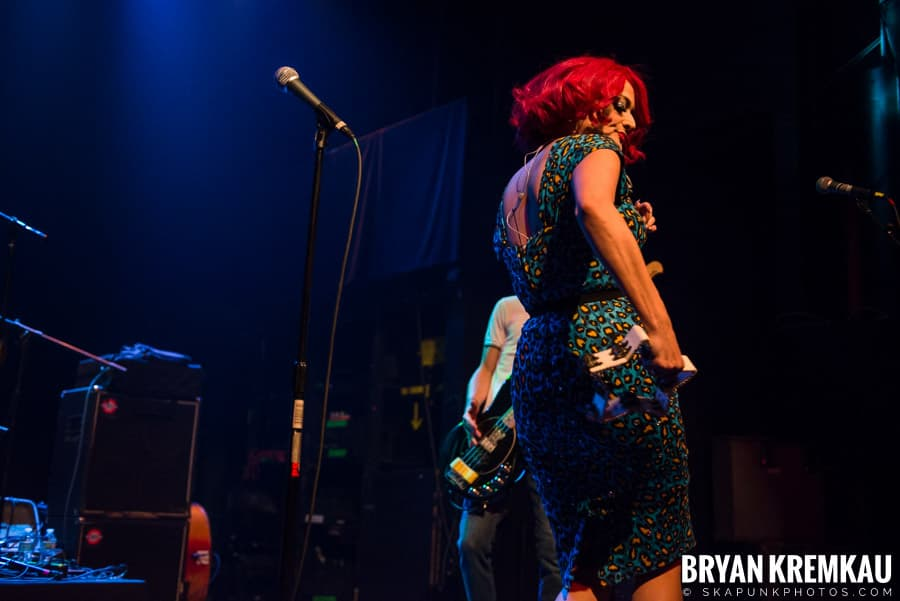 Save Ferris, Rude Boy George, Baby Baby @ Gramercy Theatre, NYC (10)